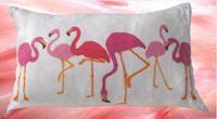 FLAMINGOS KIT - Danish Handcraft Guild