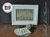 SARAH JANE GRANT KIT - from Summer House Stitche Workes