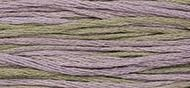 OverDyed Cotton - Weeks Dye Works 5 yard skein - Basil #1291