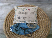 TENDING THE GARDEN - Beehive Needleworks
