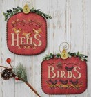 HENS AND BIRDS - 12 Days - Hands on Design