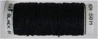 Londonderry 100% pure linen thread - 80/3 - Black #8099