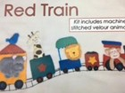WINDFLOWER - Red Train Kit