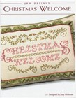 CHRISTMAS WELCOME - JBW DESIGNS by Judy Whitman