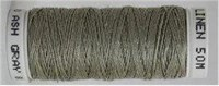 Londonderry 100% pure linen thread - 30/3 - Ash Gray #3080