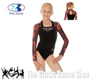 Strobe Long Sleeve Square Neck - 34'' only