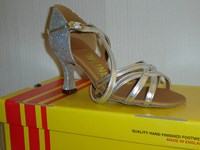 Sale Anna Silver ballroom sandal Size 2 only