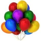 Metallic Balloons - Various Colours