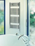 Zehnder Palma ZCLI range Painted Stainless Steel Towel Rail Bathroom Radiators in Colour
