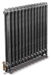 Rococco/Windsor 810 - 3 Column - Period Radiator In Painted By Carron Radiators at Jig