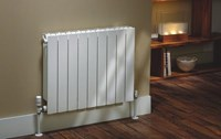 The Radiator Company Vip Quick Selection Horizontal Designer Radiator in Colour