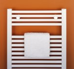 Deline Electric Towel Radiator Designed By Bisque