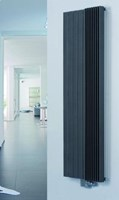 Brolin Radiators Vaxjo Vertical Flat Panel Combined Radiator