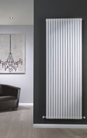 Camino CAMIDV Designer Double Colour Vertical Radiator by The Radiator Company