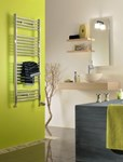 Zehnder Atoll ZSLI Stainless Steel Range Towel Rail Bathroom Radiators Painted