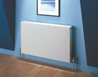 Carat Horizontal - Modern Designer Radiator by MHS Radiators