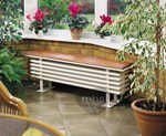 MHS Multisec Bench Radiator by MHS Radiators