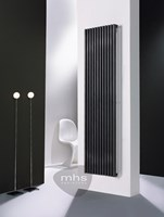 MHS Zenon Single Vertical Steel Rectangular Tubular Radiator by MHS