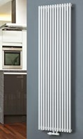Brolin Radiators Tumba Vertical Tube Radiator