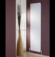 Matrix Vertical Designer Radiator In RAL Colours For Wet Systems by MHS Radiators
