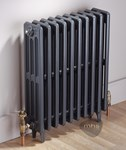 Clasico 4 Column 720mm Height Cast Iron Radiator By MHS Radiators