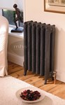 Liberty Traditional Style 950mm Height Period Cast Iron Radiator by MHS Radiators