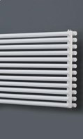 Brolin Radiators Tumba Duo Horizontal Tube Radiator
