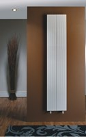 Loft Designer Horizontal Radiator in Colour by The Radiator Company