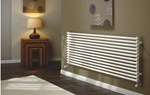 The Radiator Company TRC25 Horizontal Double Tubular Radiator in Colour