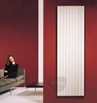 MHS Viola (formely Havana) Vertical Steel Flat Tube Radiator by MHS Radiators