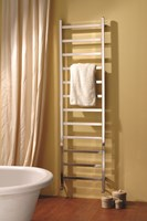 MHS Climber Polished Stainless Steel Towel Rail by MHS Radiators
