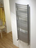 Dexter Towel Radiator in colours By The Radiator Company