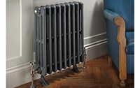 The Radiator Company Bianco 4 or 6 Column Designer Radiator in Colour