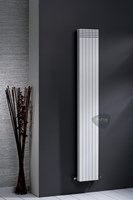 MHS Minimal Vertical Aluminium Ultra Modern Radiator by MHS Radiators