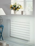 Zehnder Fassane range of VX Horizontal Single Panel Radiators In Colour