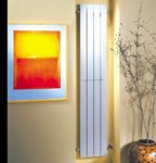 Decoral Hi- Electric Radiator in white by MHS Radiators