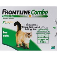 Frontline Combo Cats - 6 Pipettes