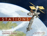 Leaving Earth: Stations Expansion (PREORDER - ETA, OCT)
