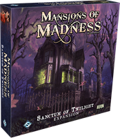 Mansions of Madness: Second Edition – Sanctum of Twilight (PREORDER - ETA, 26th MAR)
