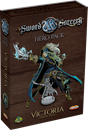Sword & Sorcery: Victoria the Captain Hero Pack