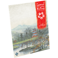 Legend of the Five Rings RPG Game Master's Kit