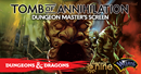 D&D (5th Edition): Tomb Of Annihilation DM Screen