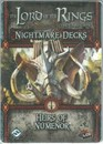 The Lord of the Rings: The Card Game - Heirs of Númenor (Nightmare Deck)