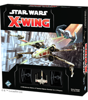 Star Wars: X-Wing Miniatures Game Second Edition - Core Set (incl. T65 Damage Deck Preorder Bonus) (PREORDER - ETA, 13th SEP)