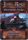 The Lord of the Rings: The Card Game - Over Hill and Under Hill (Nightmare Deck)