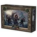 A Song of Ice & Fire: Tabletop Miniatures Game - Spearwives (PREORDER)