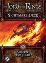The Lord of the Rings: The Card Game - Shadow and Flame (Nightmare Deck)
