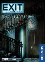 EXIT: The Game - The Sinister Mansion (PREORDER - ETA, 13th NOV)
