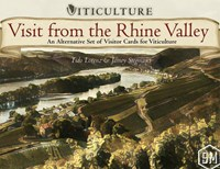 Viticulture: Visit from the Rhine Valley (PREORDER - ETA, 6th SEPT)