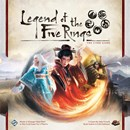 Legend of the Five Rings: The Card Game (PREORDER - ETA, Q4 2017)